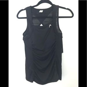 NWT Women's Head Athletic Tank Top Size M